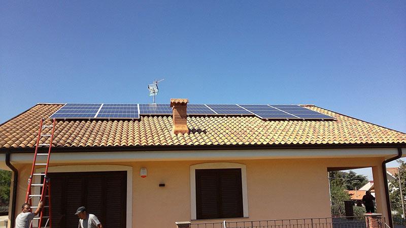 fotovoltaico viagrande