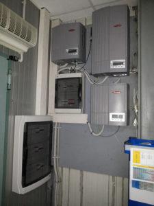 quadro elettrico fotovoltaico nuovo salario