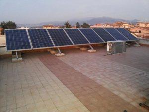 fotovoltaico mentana